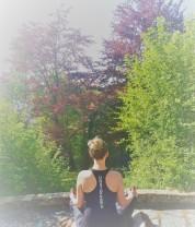 Meditation, meditating