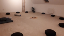 Meditation room sanctuary lisdoonvarna