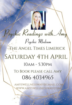 psychic readings poster